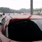 雨上がりの中、美浜サーキットでの自己ベストを更新!