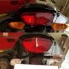 Ninja250R(EX250K)にNinja250(EX250L)の純正ウインカーを流用する