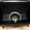 RX-8 エアクリBOXの隔壁外し&ショートファンネル加工