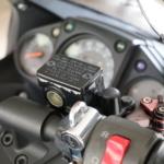 バイクのブレーキフルード交換【Ninja250R】