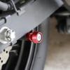 バイクのスタンドアップをより簡単に!フックボルトとV型フックを購入
