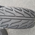 友人がハイグリップっぽいタイ製タイヤRAIDEN VIPER RD71を使ってみた